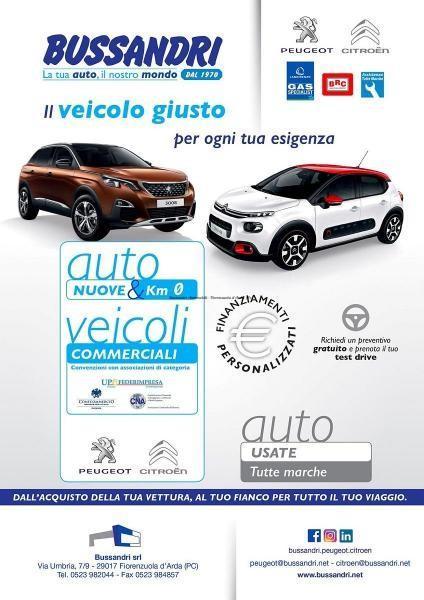 IN PROMOZIONE € 6.900 - AUTOVETTURA CABRIO